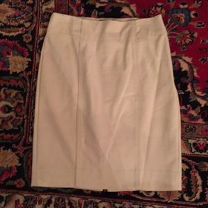 White House Black Market Perfect Form Skirt